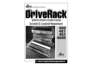dbx drive rack 481