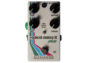 Alexander Pedals Radical Delay II+