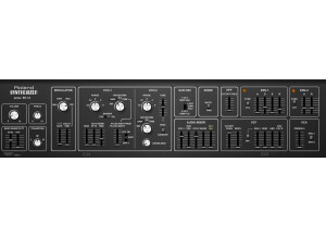 K Brown Synth Plugins Rolend SH-12