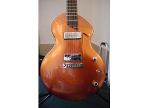 Alquier Guitars Fastback Copper