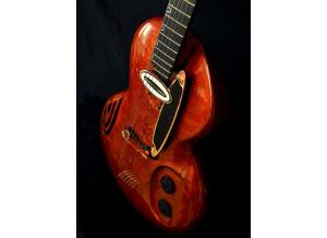 Alquier Guitars Mapple Taffy Jazz
