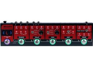 Mooer Red Truck