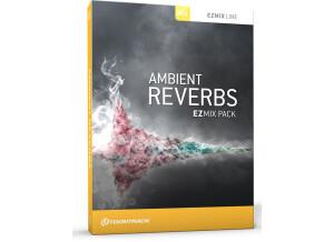 Toontrack Ambient Reverbs EZmix Pack