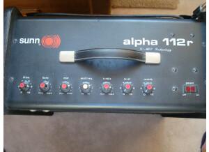 Sunn Alpha 112R