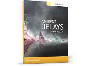 Toontrack Ambient Delays EZmix Pack