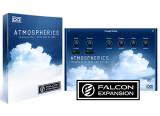 Pack d'extension UVI Atmospherics pour Falcon