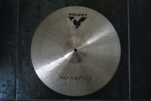"""Velvet Cymbals Versatile Crash 16"""""""