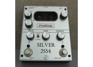 FredAmp Silver 2554