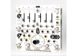 4MS Pedals Spherical Wavetable Navigator