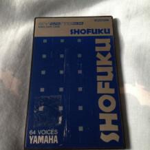 Yamaha Shofuku Voice Card SY-22 / TG-33