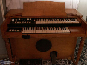 Hammond M3 année 1955