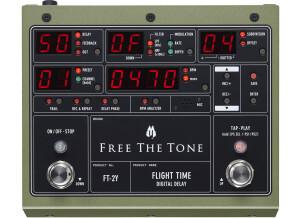 Free The Tone Flight Time Digital Delay FT-2Y