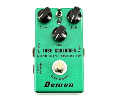 Clone Central Pedals Demon Tube Screamer