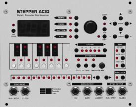 Transistor Sounds Labs Stepper Acid