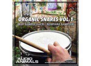 Audio Animals Organic Snares Vol. 1