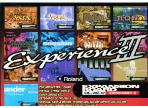 Roland SR-JV80-97 Experience III