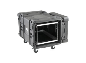 SKB 8U Roto Shockmount Rack Case - 30