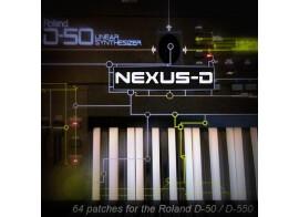 Nouvelle banque de sons pour le Roland D-50