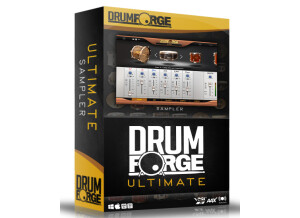 Drumforge DF1 Ultimate Sampler