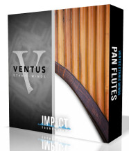 Impact Soundworks Pan Flutes
