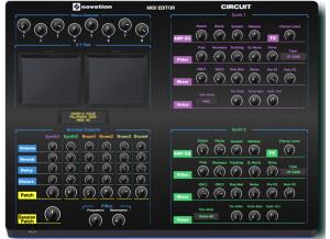 Momo Novation Circuit Midi Editor/Remote/Controller