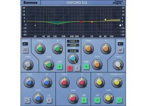 Sonnox Oxford EQ 3