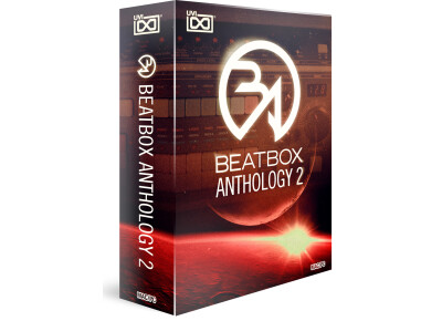 -40% sur Beatbox Anthology 4 d'UVI