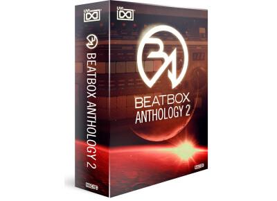 -40% sur Beatbox Anthology 4 d'UVI