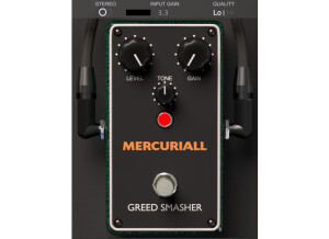 Mercuriall Greed Smasher