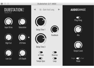 Audio Damage Dubstation 2