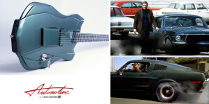 "Wild Customs Mustang GT 390 Fastback ""Bullitt"""