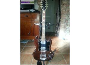 Ryan Guitars SG