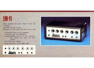 Ibanez EM-11 Professional Echo Machine