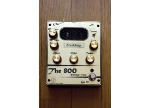 FredAmp The 800 Vintage tone