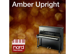 Clavia Amber Upright