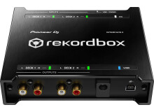Pioneer Rekordbox Interface 2