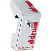 Ddrum chrome elite dual snare trigger