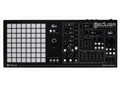 Medusa de Polyend et Dreadbox passe en version 4.0
