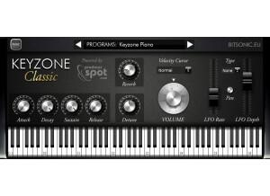 Bitsonic Keyzone Classic