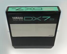 Yamaha DX7 Factory Cartridge