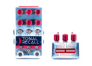 Chase Bliss Audio Tonal Recall Red Knob Mod