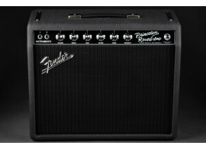Fender FSR '68 Custom Princeton Reverb Black & Blue Limited Edition