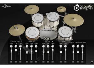 AcousticsampleS StarDrums