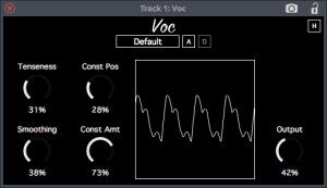 SocaLabs Voc Vocal Synth