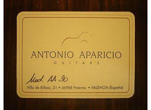 Aparicio (Antonio) AA30