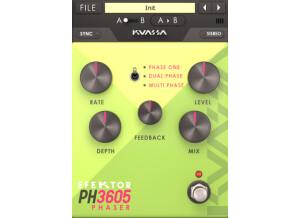 Kuassa Efektor PH3605 Phaser