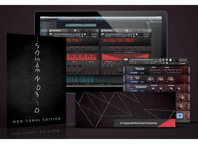 Les éditions Studio Suspended sont en promo chez 8Dio