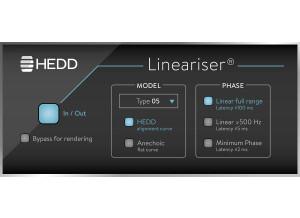 HEDD Audio Lineariser