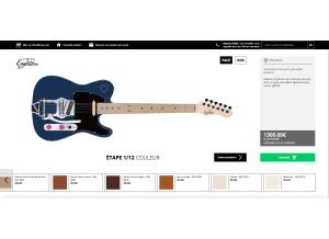 Eagletone Custom Guitare