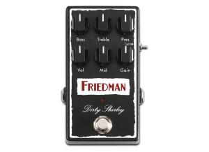 Friedman Amplification Friedman Dirty Shirley Overdrive